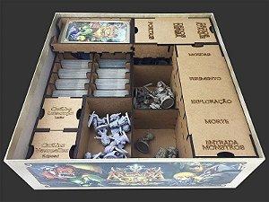 Organizador (Insert) para Arcadia Quest