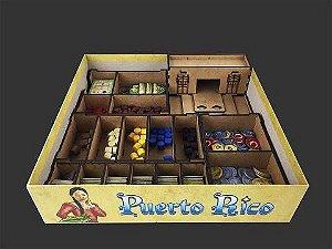 Organizador (Insert) para Puerto Rico