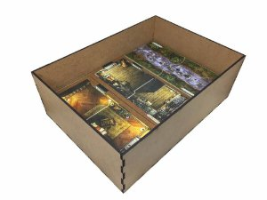Organizadores (Insert) para Expansoes de Mansions Of Madness