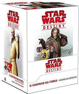 Star Wars: Destiny - Pacote de Expansão: O Caminho da Força (caixa com 36 unidades)