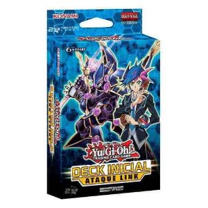 Yu-Gi-Oh! - Deck Inicial: Ataque Link