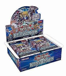 Yu-Gi-Oh! - Booster Box Duelistas Lendários (36)
