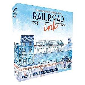 Railroad Ink Edicao Azul Profundo