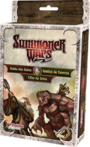 Guilda dos Anoes Vs Goblins da Caverna Vs Elfos da Selva - Expansao, Summoner Wars