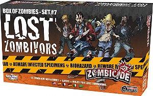 Lost Zombivors - Expansao, Zombicide