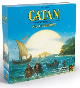 Catan - Expansão Navegadores (GROW)