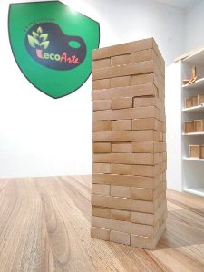 Torre do Equilíbrio (Jenga)