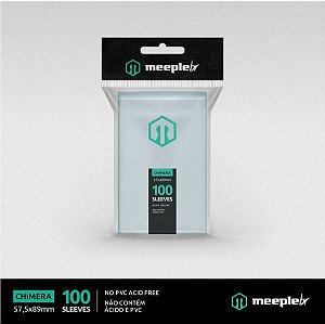 Sleeves MeepleBR: CHIMERA 57,5 x 89 mm
