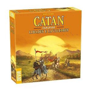 Catan - Expansão Cidades e Cavaleiros