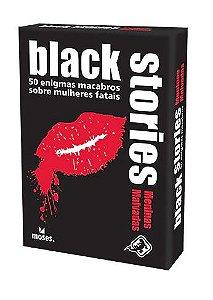 Black Stories Meninas Malvadas