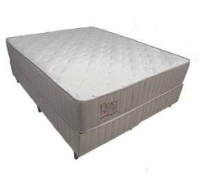 Cama Box Queen Size Flex M Visco Elástico 158x198x74