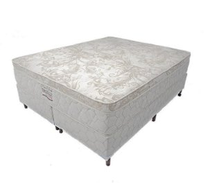 Cama Box King Soft Dupla Face 193x203x77