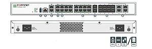 Firewall Fortinet Fortigate 100F FG-100F