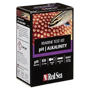 Red Sea Marine Test Kit PH/Alkalinity (Ph/Kh)