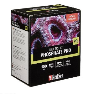Red Sea Reef Test Kit Phosphate Pro (PO4)
