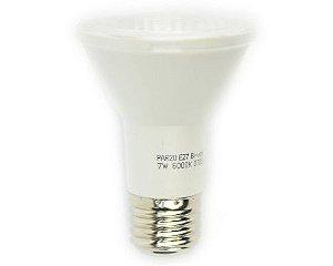 Lâmpada de LED 7W Par 20 Branco Frio 6000K Branco Frio