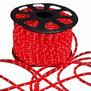 Mangueira de LED 3528 Vermelho rolo com 100 metros