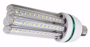 Lâmpada Econômica LED 36W 4U Bivolt 6000K Branco Frio