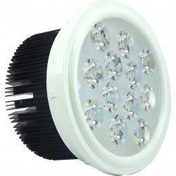 Lâmpada Dicróica LED AR111 12w Branco Frio 6000K 840 Lumens Bivolt