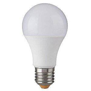 Lâmpada LED Bulbo 10W A60 Bivolt 6500K Branco Frio
