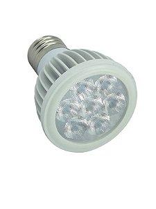 Lâmpada de LED 7W Par20 Branco Quente 3000K