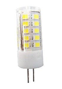 Lâmpada Led Halopin G4 3,5W 220V 3000K Branco Quente