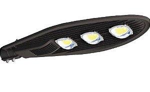 Luminária Pública COB SUPER LED Tipo Pétala 150w 6500K Branco Frio