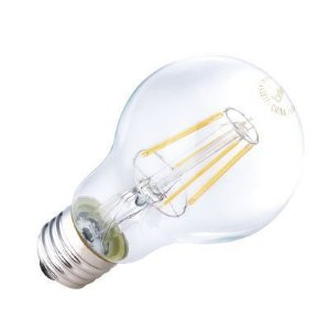 Lâmpada LED Bulbo Brilia A60 Filamento 4W bivolt 2700K Inmetro