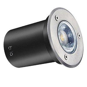 Luminária LED Embutido de solo 6W BIVOLT 2700K