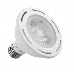 Lâmpada LED PAR30 Brilia Dimerizável 9W 127V 3000K Branco Quente