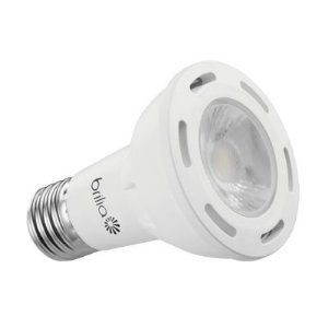 Lâmpada LED PAR 20 Brilia Dimerizável 6,5W 127V 3000K Inmetro