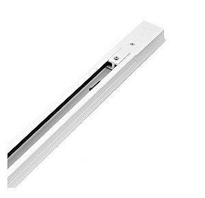Trilho Eletrificado para Spot LED Branco Barra com 1 Metro