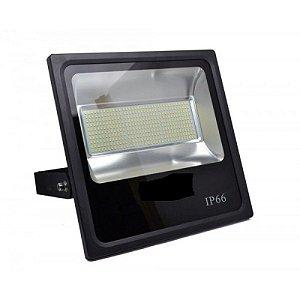 Refletor SMD 400w 6500K Branco Frio Bivolt IP65