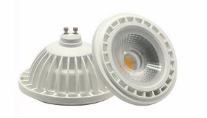 Lâmpada Dicróica LED AR111 11w GU10 Branco Frio 6500K Bivolt