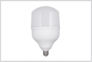 Lâmpada led bulbo 20w  6500K E-27 branco frio bivolt