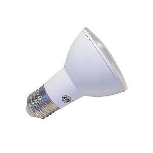 Lâmpada de LED 7W Par20 Branco Frio 6500K Branco Frio Inmetro