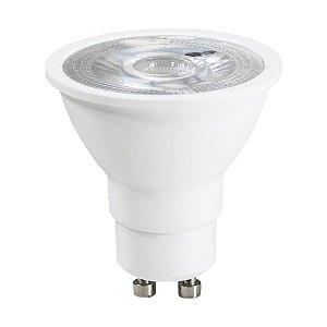 Lâmpada LED Dicróica MR16 GU10 6W 6500K Bivolt Inmetro