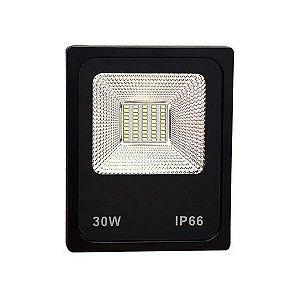 Refletor Led SMD Verde 30w Bivolt IP66