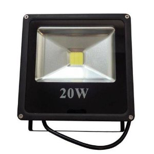 Refletor Led Slim 20W COB Bivolt IP65