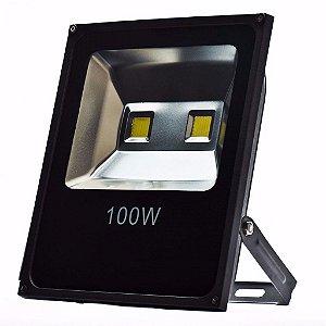 Refletor Led 100W COB Bivolt IP 66