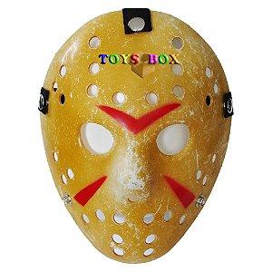 Máscara Jason Sexta Feira 13 Luxo Cosplay