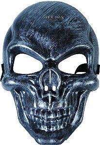 Máscara Caveira Modelo nº2 Fantasia Festas Halloween Cosplay