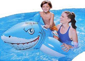 Boia Tubarão 1.83m X 1.02m - Peso Máx. 45kg