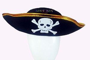 Chapéu Pirata para Festa à fantasia