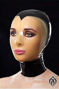 Mascara de Latex Transparente com Preto