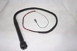 Chicote Longo Bull Whip - 1,20m