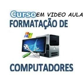 CURSO INTERATIVO DE FORMATACAO E INSTALACAO DO WINDOWS +KIT DOS TECNICOS DE INFORMATICA