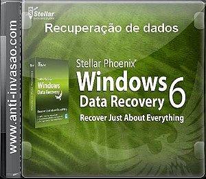 Recuperacao de hd e dados (Windows Data Recovery Professional