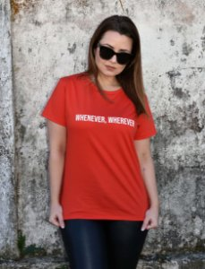 T-shirt Shakira