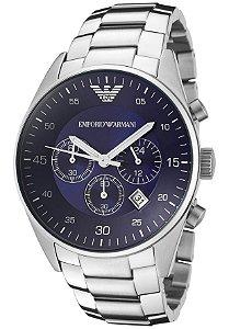 Relógio Masculino Emporio Armani AR5860 Prata